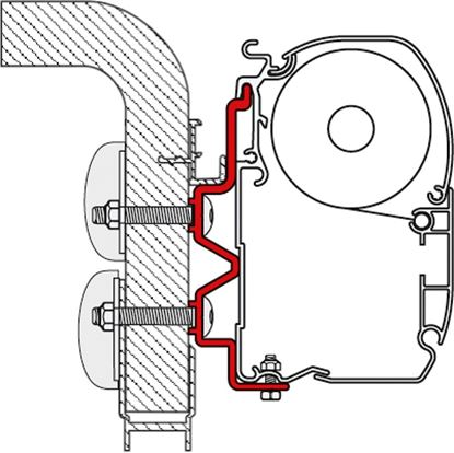 Adapter HymerCamp