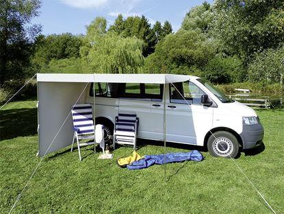 Stranski del za sončno streho za camping-buse Movera Laguna