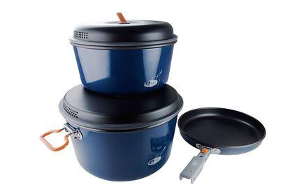 Komplet za kuhanje Bugaboo Base Camper 7-delni, velik