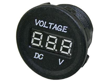 Voltmeter - merilnik napetosti 10 - 30 V