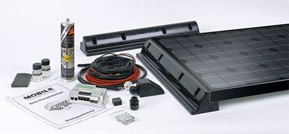 Solarna naprava Black Line MT 160 MC