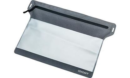 Torbica za dokumente Zippered Flat Bag črna/siva