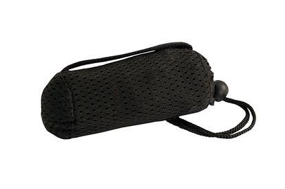 Pritrdilna vrv Adventure Rope, črna