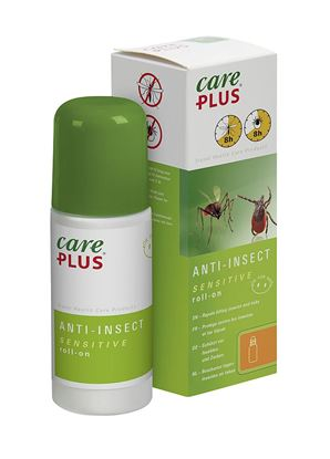 Zaščita pred mrčesom Anti-Insekt Sensetive roll-on, 50 ml