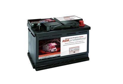 Akumulator MT-AGM 85 Ah
