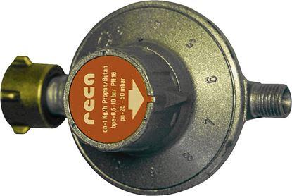 Plinski regulator brez varnostnega ventila 11-stopenjski (1kg/h)