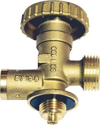 Varnostni ventil za jeklenke
