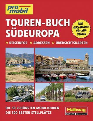 Knjiga poti Južna Evropa
