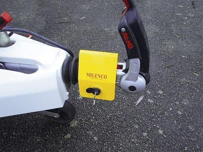 Ključavnica za oje Lightweight za Alko AKS 2004 in 3004