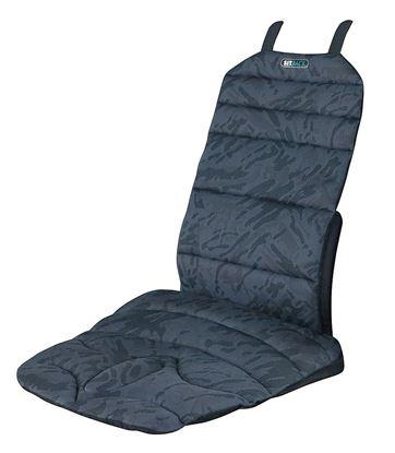 Podloga za sedenje Basic light siva/črna