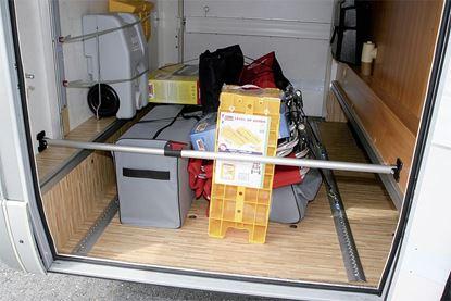 Varnostna palica Luggage Bar
