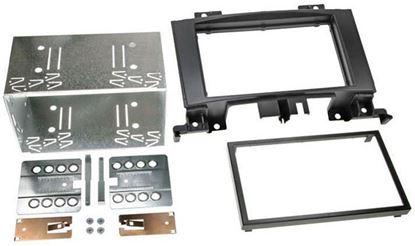 Dvojni ISO okvir za radio za Mercedes Sprinter, VW Crafter od 2007