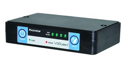 Avtomatska satelitska naprava VuQube Auto 2