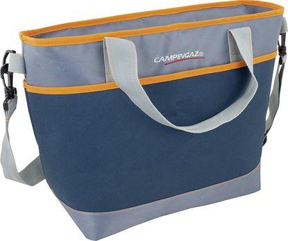Hladilna torba Tropic Shopping Cooler modra/oranžna 19 l
