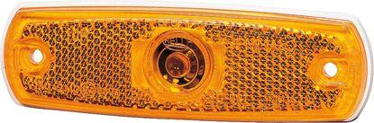 Bočna opozorilna/označevalna luč