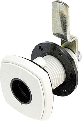 Ključavnica za lopute kvadratna