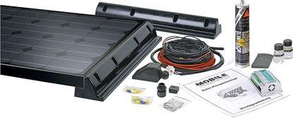 Solarna naprava komplet Black Line MT 75 MC-Slim