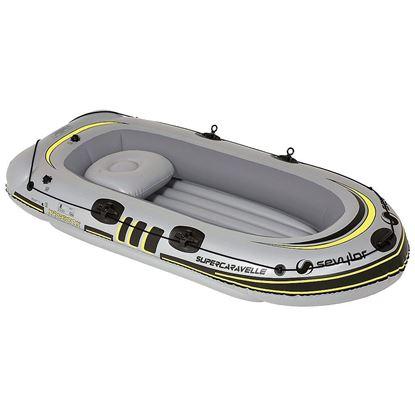 Napihljiv čoln Supercaravelle