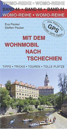 Picture of Travel book Czech Republic