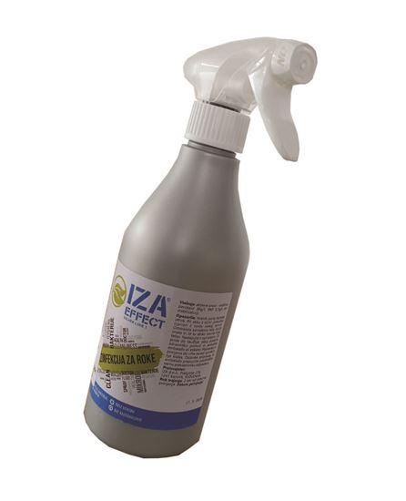 IZA EFFECT – dezinfekcija za roke 450ml