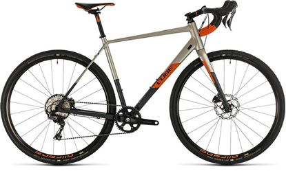 Picture of CUBE NUROAD SL TITANIUM´N´ORANGE 2020
