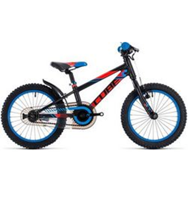 Picture of Kolo CUBE KID 160 BLACK/FLASHRED/BLUE